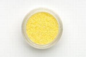 Glitter Iridescent yellow