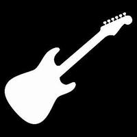 Glitter Tattoo GITAR 2 gitaar