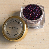 GLITTER make up Paars hologram