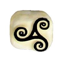 Kenji tattoo stempel small celtik