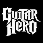 Glitter Tattoo GUITAR HERO