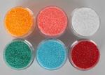 b. Iridescent glitterset 6 kleuren SPECIALE AANBIEDING