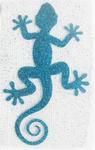 Strijkapplicatie gecko