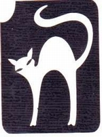 Glitter Tattoo CAT kat